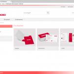 Kostenloser Web2Print-Shop