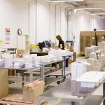Versand Druckerei Köln