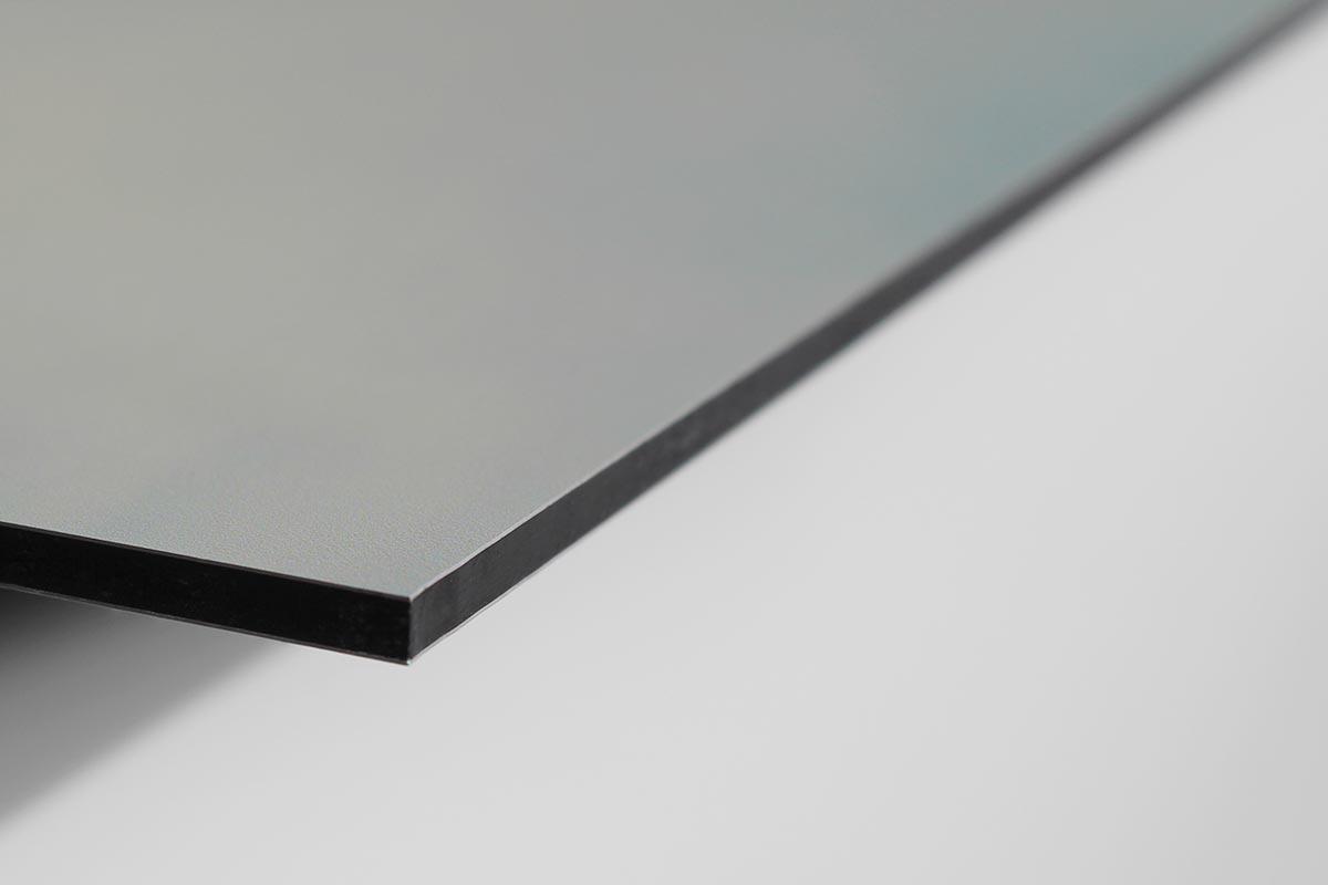 alu dibond verbundplatte direktdruck