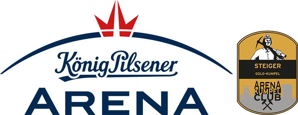 König-Pilsener-ARENA und Gold-Kumpel